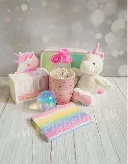 """Комплект """"Unicorn"""" для девочек"""