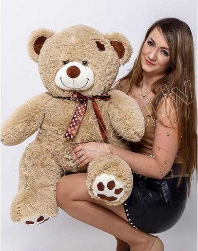 """Медведь """"Рафаэль"""" 110 см Светло-коричневый"""