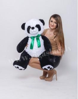 Плюшевая панда 110 см