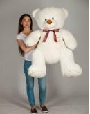 """Медведь """"I love you"""" 150 см Молочный"""