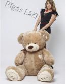 """Медведь """"I love you"""" 180 см Светло-коричневый"""