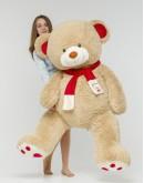 """Медведь """"Феликс"""" 180 см Светло-коричневый"""