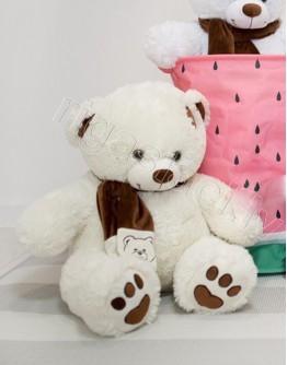 """Медведь """"Рафаэль"""" 85 см Молочный"""