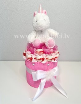 "Коробочка «Pink Rafaello"""