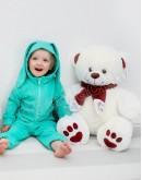 """Медведь """"Феликс"""" 110 см Молочный"""